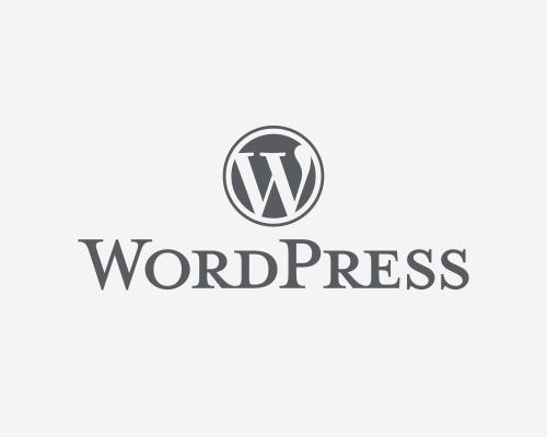 Intégration de site sous Wordpress