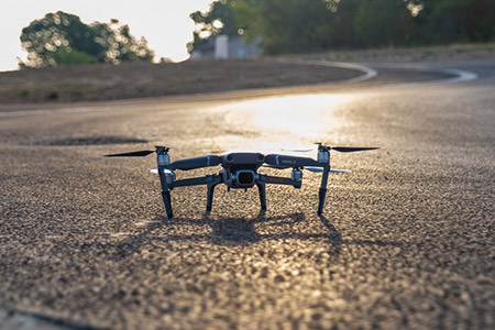 prise de vue en drone à Albi