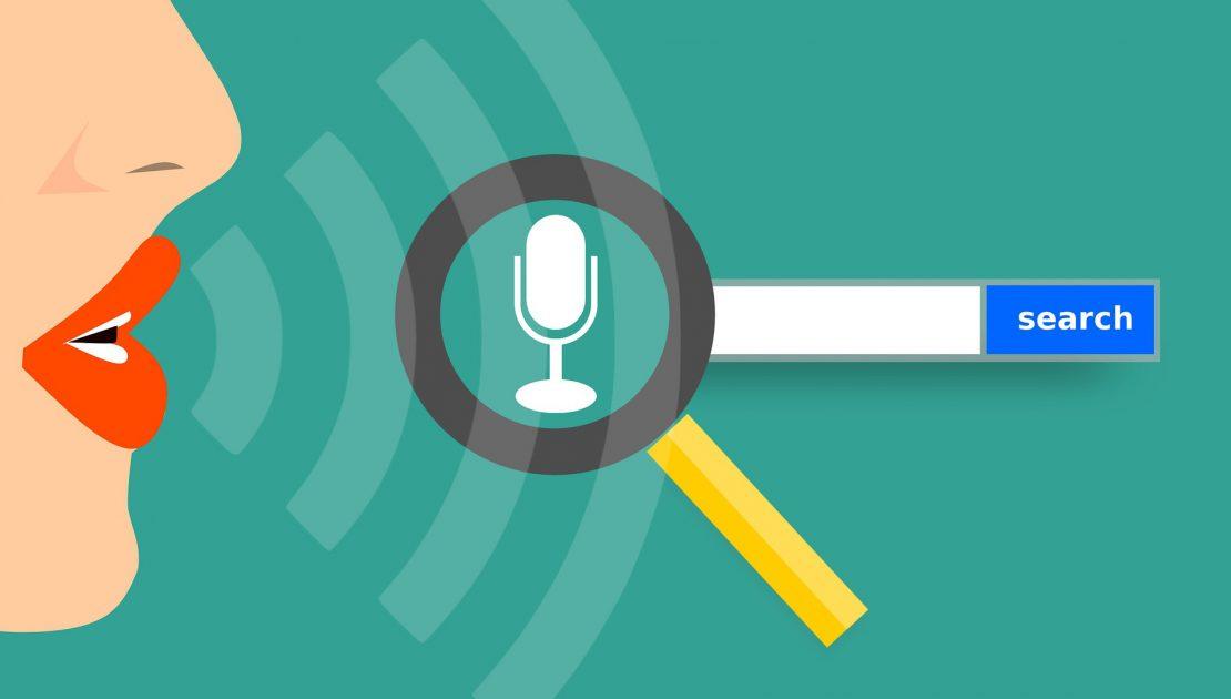 recherche vocale en 2021